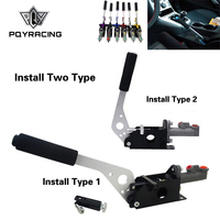 PQY-универсальный ручной тормоз Гидравлический Дрифт E-Brake Racing ручной тормоз вертикальный горизонтальный PQY3632