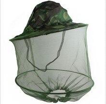 Мидж ведра джунгли насекомых fly поле москитная шлем защита cap сетки