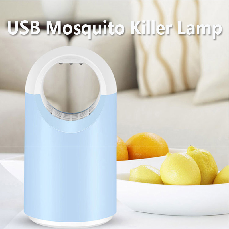 Liginwaat Usb Mosquito Killer Lamp Usb Electronic Anti Mosquito Trap Led Night Light Lamp Bug Insect Killer Lights Pest Repeller