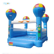 Affordable Waterproof Inflatable Air Bouncers Jumping Castles With Free Air Blower For Sale