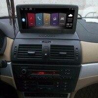 10.25 inch Upgraded Original Car CD Player for BMW X3 GPS Navigation MP5 WiFi Smartphone Mirror link Bluetooth(NO DVD)