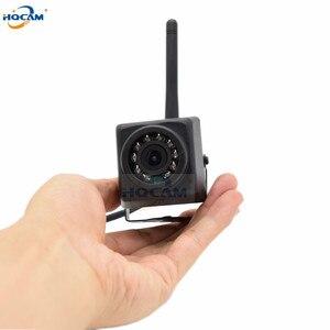 Image 5 - HQCAM wodoodporna zewnętrzna kamera IP66 720P HD Mini Wifi IP wykrywanie ruchu noktowizor karta SD obsługa androida iPhone P2P Camhi