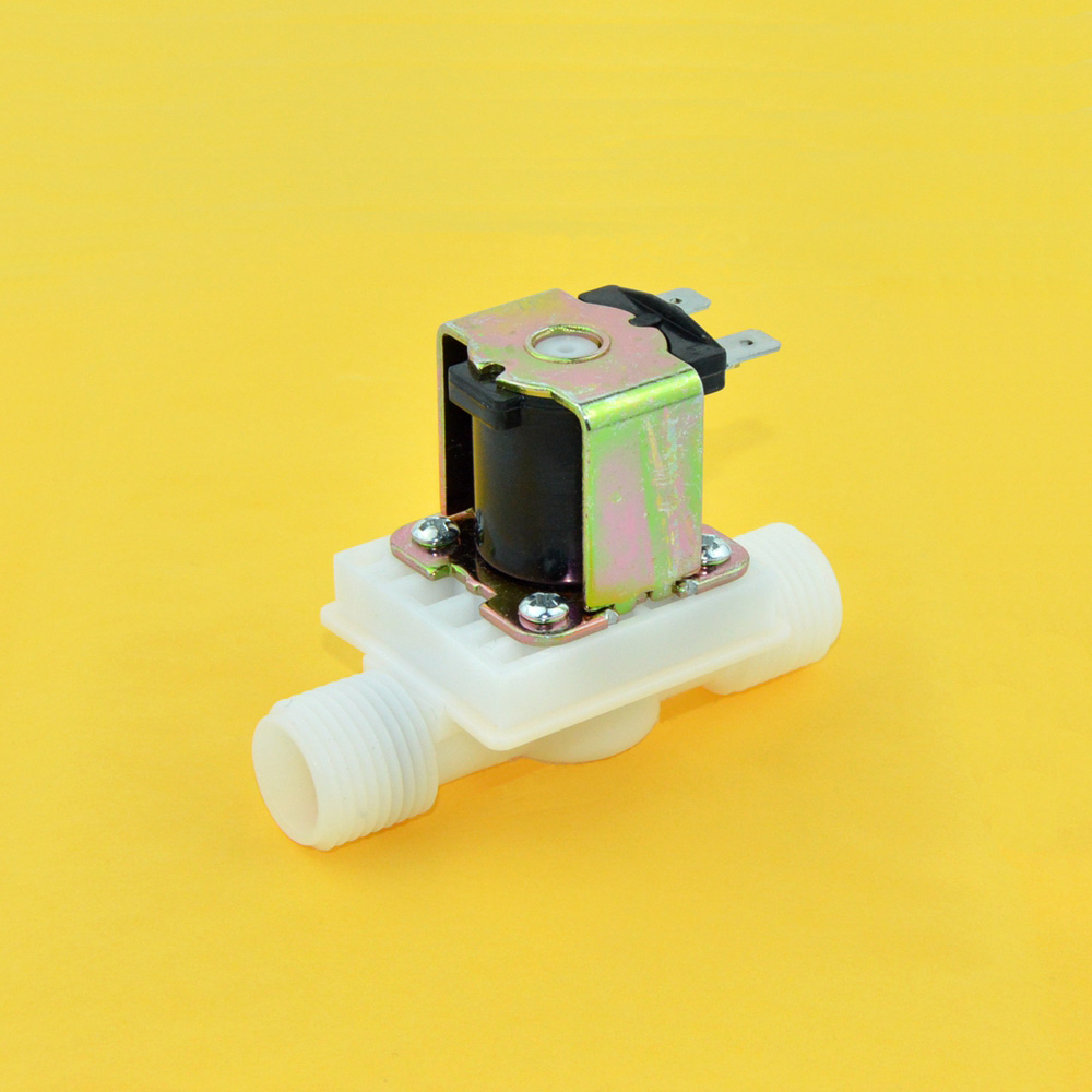 Normally Close1/2BSPP Male Thread Nylon Plastic Body for RO Water Air Oil Electric Solenoid Valve 12V 24V 220V Normally Close1/2BSPP Male Thread Nylon Plastic Body for RO Water Air Oil Electric Solenoid Valve 12V 24V 220V