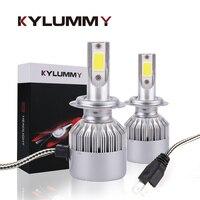 LED H1 H3 H4 H7 H11 H27 9005 9006 H13 Headlight Bulbs Car Lights 35W 6000K