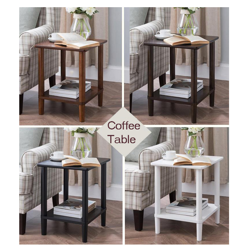 100% Wood tea table Pastoral style white coffee table small side table brown living room furniture tafeltje wood mesa de centro100% Wood tea table Pastoral style white coffee table small side table brown living room furniture tafeltje wood mesa de centro