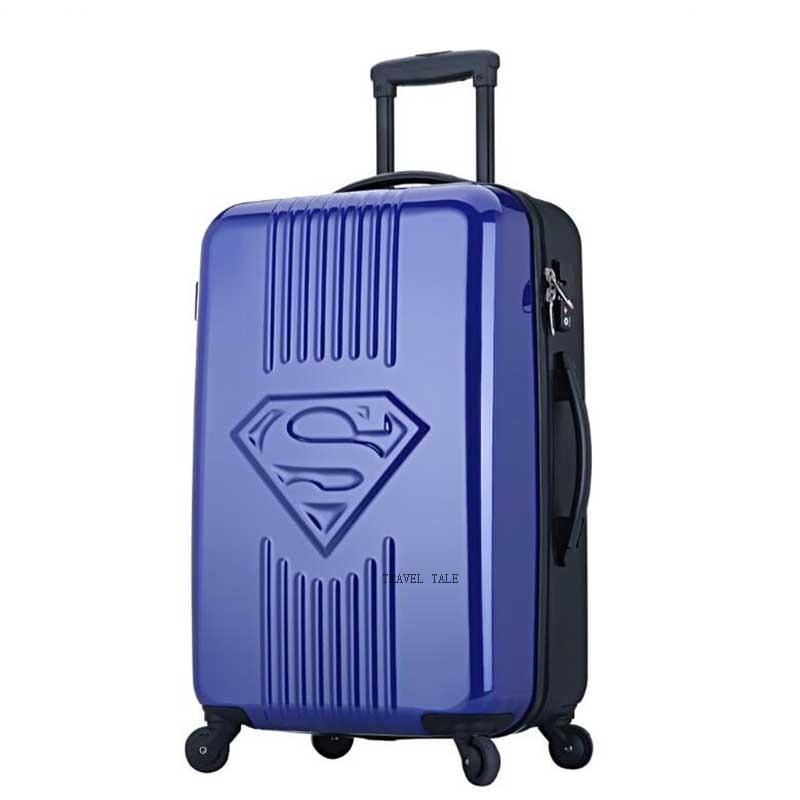 """Bagaj ve Çantalar'ten Tekerlekli Bagaj'de SEYAHAT MASALı 20 """"24"""" inç hardside öğrenciler çocuklar okul bagaj trolly çanta seyahat için'da  Grup 1"""