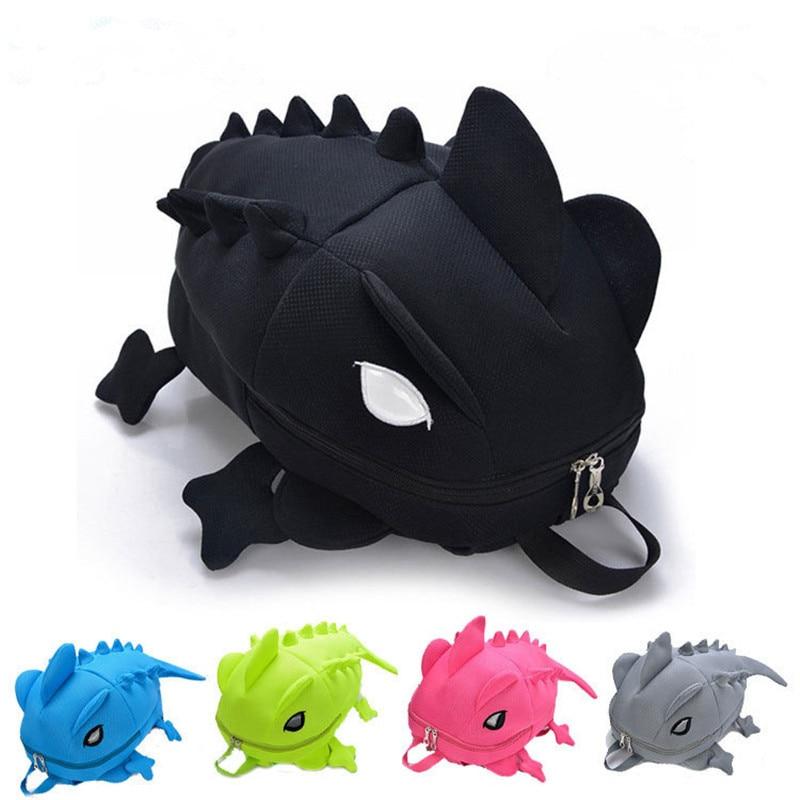 8f05ddf6a5ef Factory Outlet 2018 Creative Kids 3D Animal Backpack Dinosaur Shape  Children Primary Cartoon School