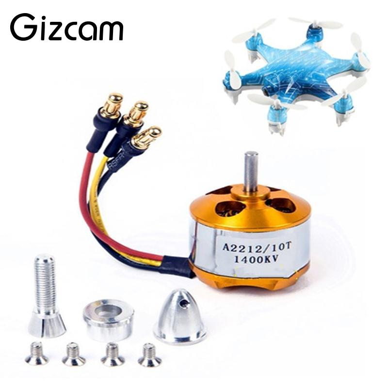 Gizcam XXD A2212 1000KV Outrunner Motor for Quadcopter RC Multi-copter X450 X525 X600 Drone Helicopter Aircraft Part Accessores