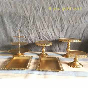 6sets cake stand suit - DISCOUNT ITEM  0% OFF All Category