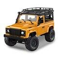 MN Modell D90 1:12 Skala RC Crawler Auto 2 4G 4WD Fernbedienung Lkw Spielzeug Unmontiert Kit MN 90K MN 91K Defender pickup-in RC-Autos aus Spielzeug und Hobbys bei
