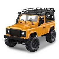 MN Modell D90 1:12 Skala RC Crawler Auto 2,4G 4WD Fernbedienung Lkw Spielzeug Unmontiert Kit MN-90K MN-91K Defender pickup