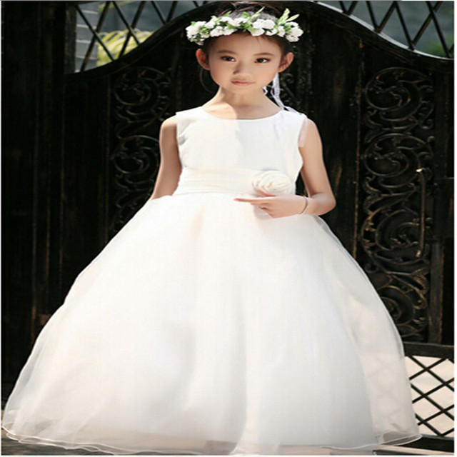 ee564b36a3d7 RQ-196 hot sale design dress baby girl dress kids summer clothes cute girl  wedding children girl princess dress evening dresses