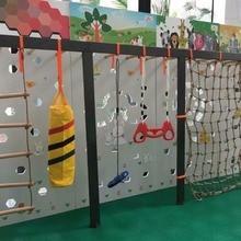 Индивидуальные Большие твердые деревянные стены физической подготовки открытый/Крытый комбинации скалолазание подъемные тренажеры оборудование YLW-FX171021