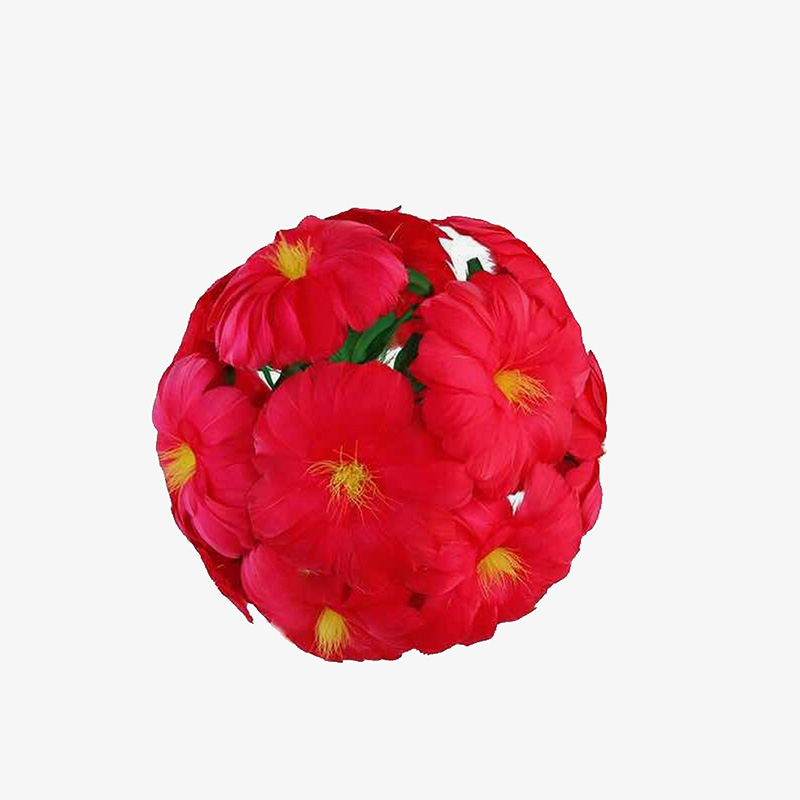 Flower From Hand Feather Flower Ball Magic Tricks Magic Props