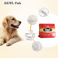 Pet Physique Pants Dog Dog Diaper Urine Is Not Wet Male Dog Disposable Diaper Pet Cleaning
