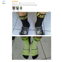 DH Sports New Cycling Socks Top Quality Professional Brand Sport Socks Breathable Bicycle Socks