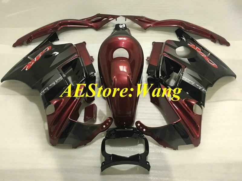 Motorcycle Fairing kit for HONDA CBR600F2 91 92 93 94 CBR600 F2 CBR 600F2 1991 1992