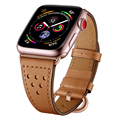 EIMO correa para correa banda de reloj de Apple 44mm 40mm cuero genuino  iwatch serie 4 74300a483768
