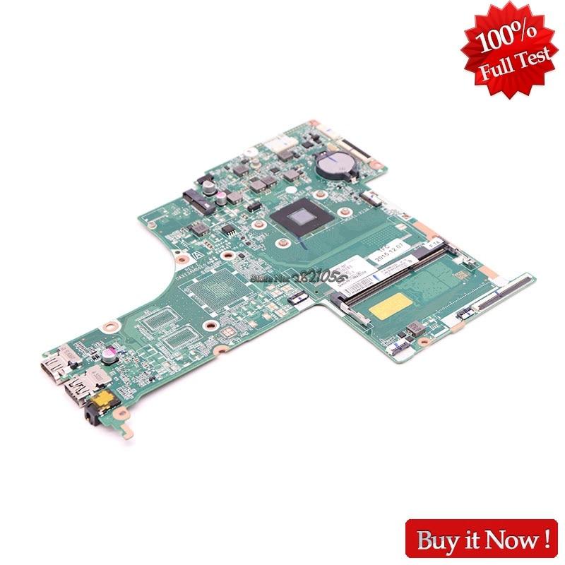NOKOTION 809323-001 809323-501 809323-601 Mainboard For HP Pavilion 17-G Laptop Motherboard With N3700 Cpu Onboard nokotion 741030 501 741030 001 laptop motherboard for hp split x2 11 h sr1sf n2920 cpu onboard da0w03mbah0