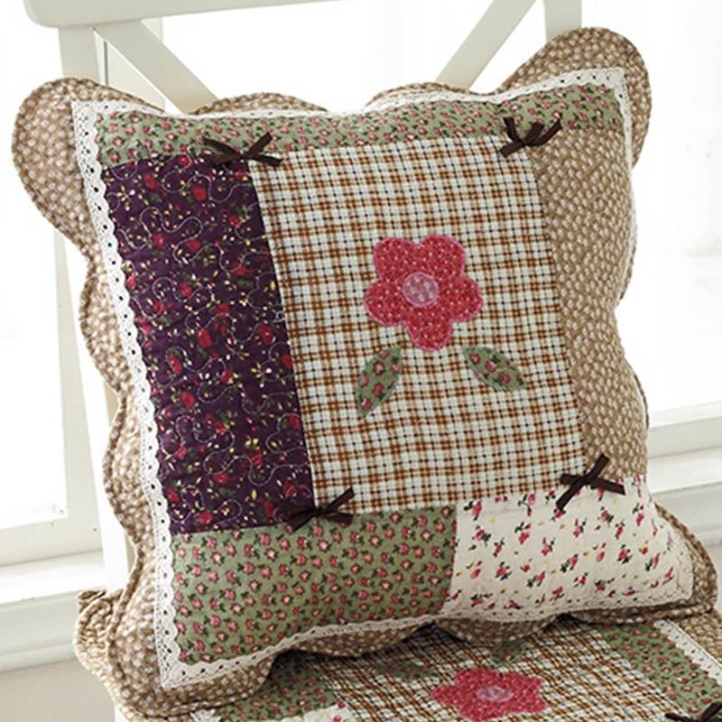 Top Sale Comfortable Office Back Support Cushion Garden Chair Cushion Decorative Pillows Home Textile 45*45cm