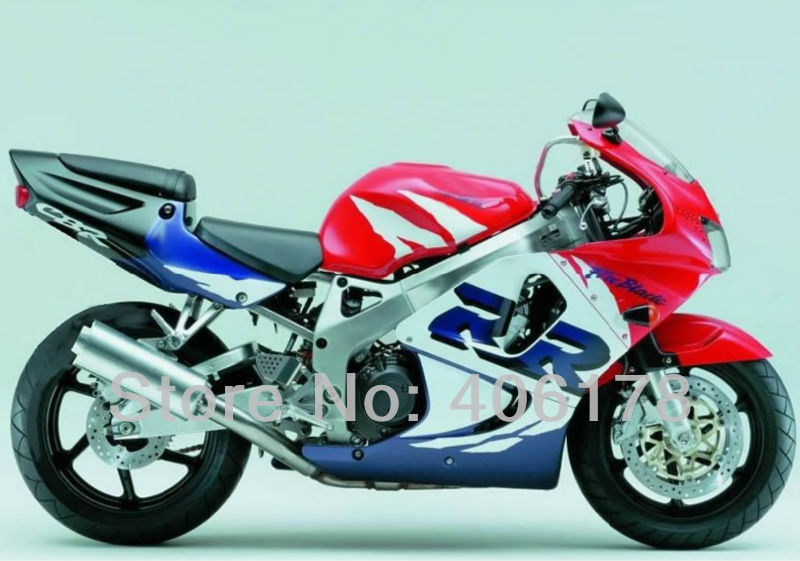 Offres spéciales, CBR 900 RR 1998 1999 ABS moulures de Compression carénage pour Honda CBR900RR 919 1998-1999 multicolore carénage moto