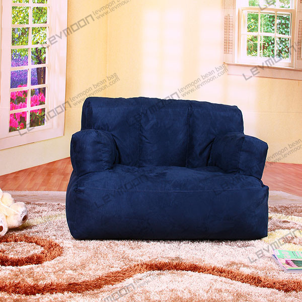 FREE SHIPPING Huge Bean Bag Chairs Suede Snorlax Bean Bag Chair Without  Filling Personalized Bean Bag