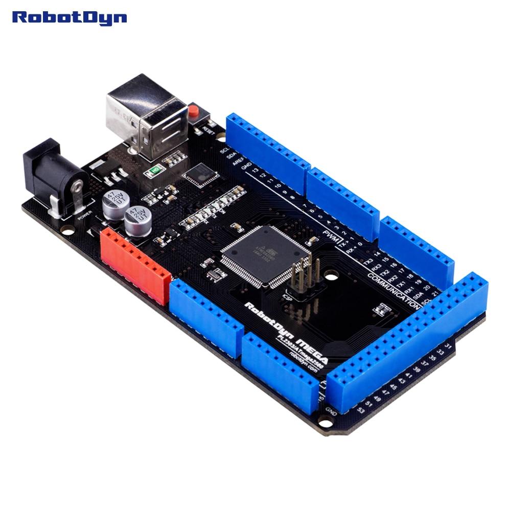 Classic MEGA 2560 R3. Compatible For Arduino MEGA 2560 Rev 3.0 (no USB Cable)