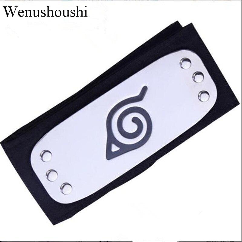 Cosplay-Accessories Headband Costume Logo Jewelry Women Japan Anime Cool of Fj022 Naruto