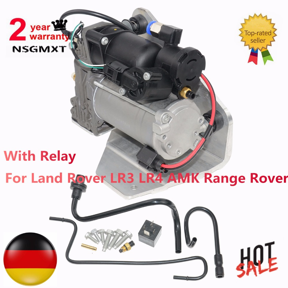 Air Suspension Compressor Fits For Land Rover Lr3 Lr4 Amk Range 214 Fuse Box Location Lr015303 Lr023964 Lr044360 6h2219g525be On Alibaba Group