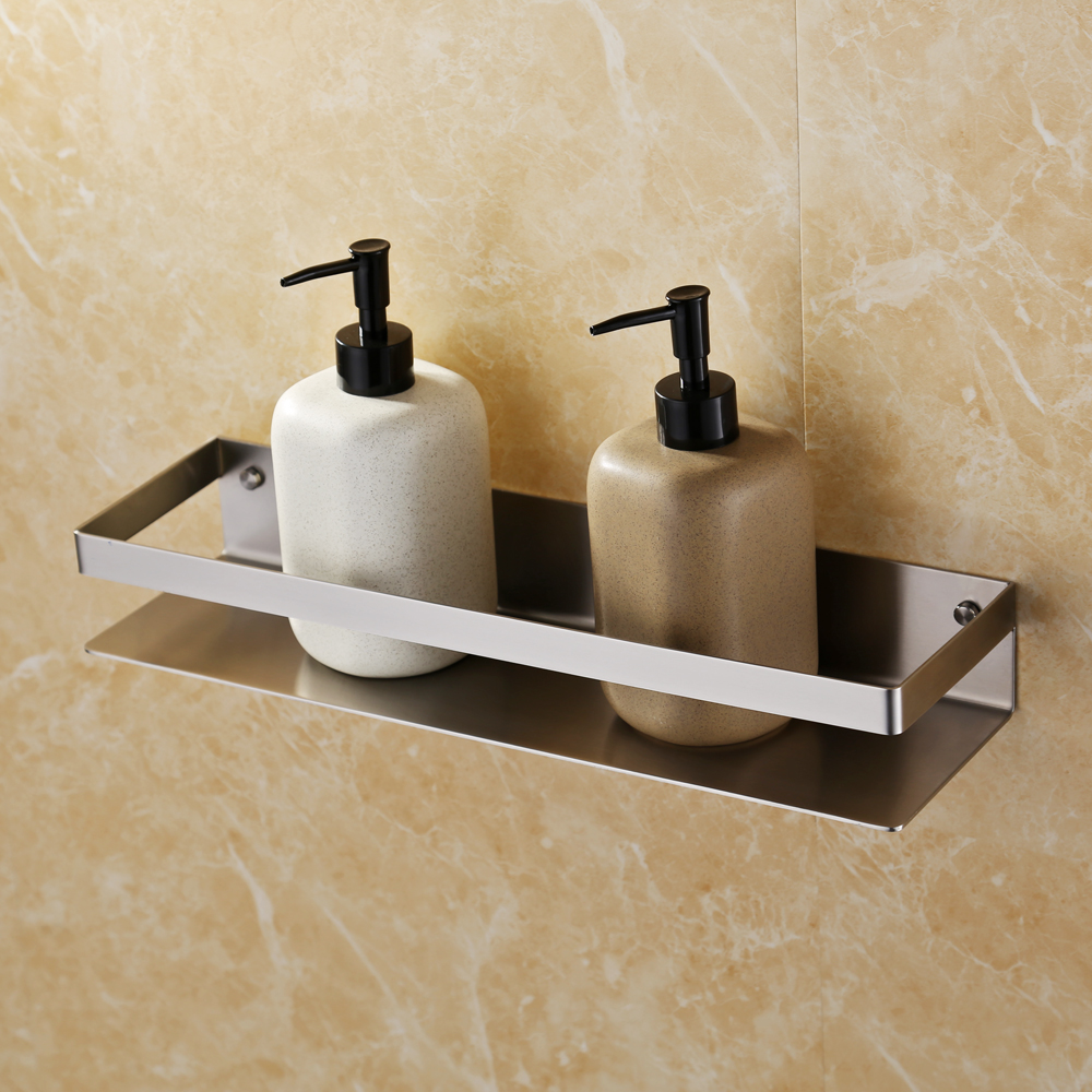 Medium Of Square Bathroom Shelf