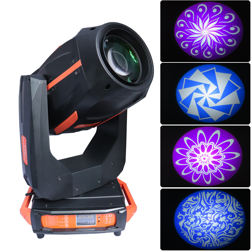 Stage Show Beam Spot Wash 3in1 Moving Head Dj Light For Wedding Big Show Concert Theater