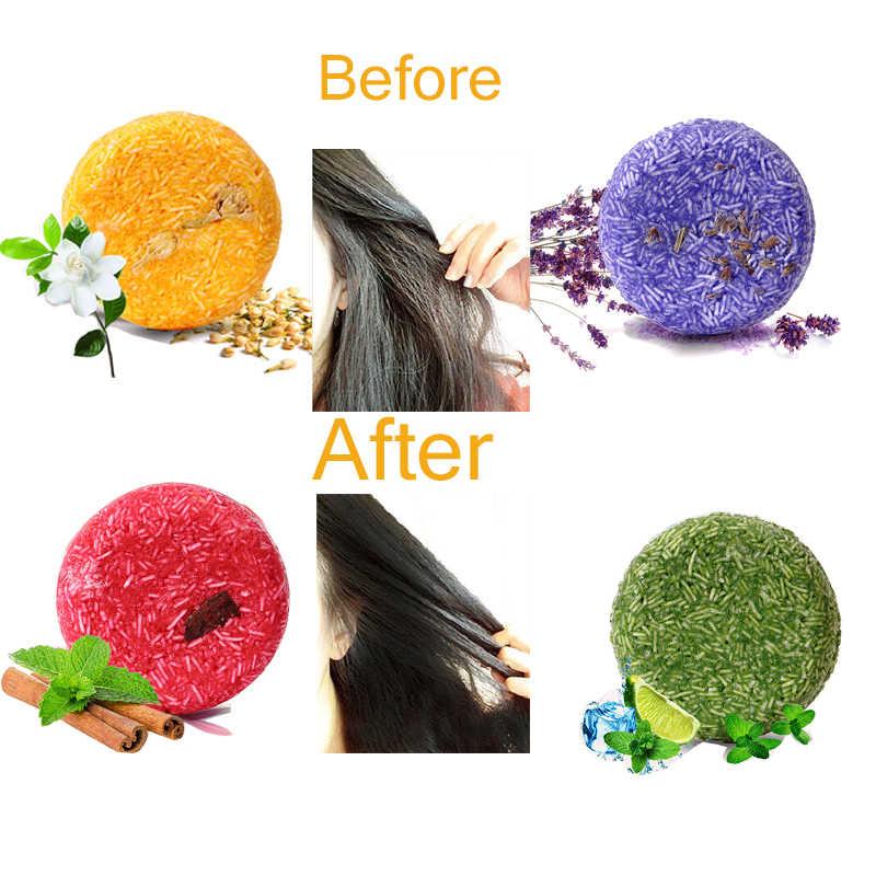 בעבודת יד שיער שמפו קסם סבון טהור טבעי יבש שמפו סבון שמן שליטה נגד קשקשים את טיפוח שיער
