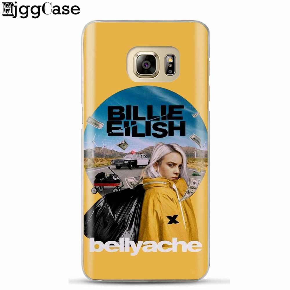 Billie Eilish Khalid Belle téléphone étui pour samsung Galaxy S6 S7 Bord S8 S9 plus J3 J5 J6 J7 A3 A5 A6 A7 2016 2017 A8 plus 2018