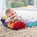Jogo mat crawl multifuncional tambor plush mordedor chocalho sino recém-nascido cognitiva presente brinquedo infantil