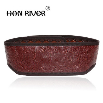HANRIVER New home portable physical therapy belt germanium stone ms tomalin waist dish magnetic therapy lumbar spine guards