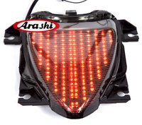 Arashi Rear Taillight Brake Integrated LED Tail Light For SUZUKI M109 R 2006 2007 2013 06