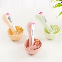 4 in 1 6pcs DIY Facial Beauty Mask Bowl Women Cosmetic Makeup