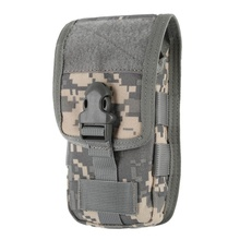 Multifunction 600D Waist Bag Hiking Hunting Military Tactical Molle Pouch Outdoor Storage Pack