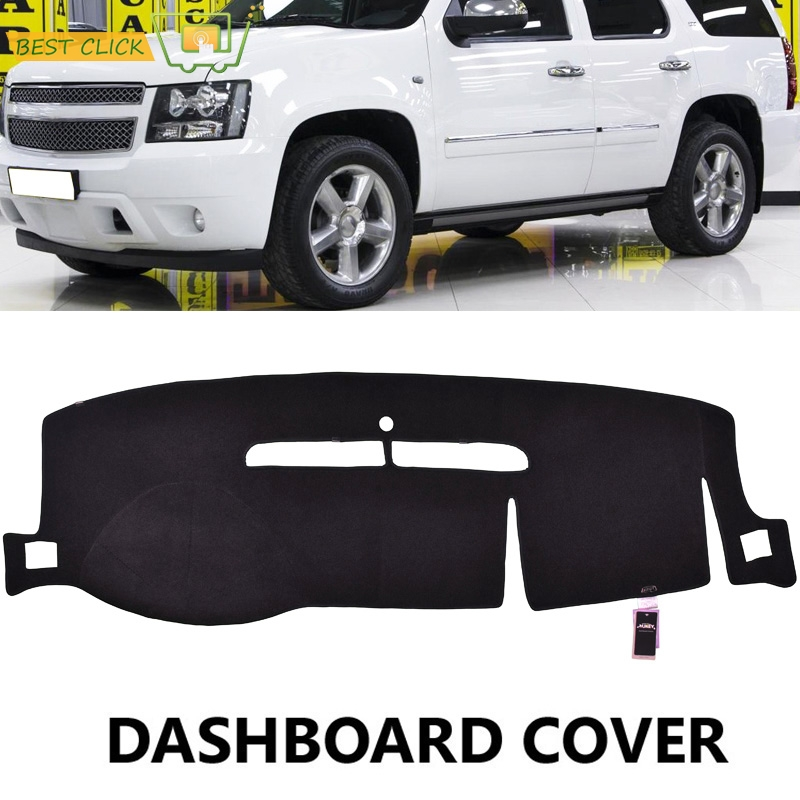 2007-2013 GMC  YUKON  Dash Cover Mat  Dashmat Dashcover dark charcoal gray