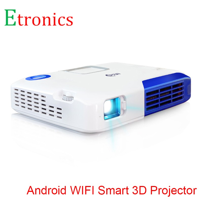 Android WIFI Smart 3D Projector