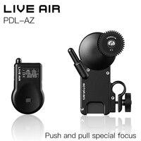 PDMOVIE LIVE AIR Bluetooth Wireless Follow Focus System For DJI ronin s zhiyun crane 2 MOZA aircross Gimbal or SLR Camera Lens