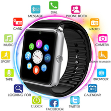 Bluetooth Smart Watch Men Women Message Remind Health Camera Pedometer Touch Run Sport Watch Support TF Sim Card For Android IOS цена и фото