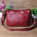 Women's 100% Genuine Leather Shoulder Bag Fashion Trend Ladies Satchel First Layer Cowhide Crossbody Messenger Travel Bags New