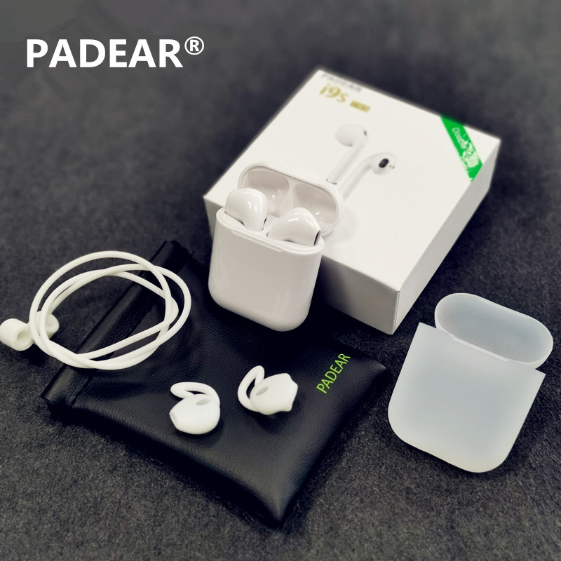 New i9s air pods mini TWS Wireless earbuds headphones Earpiece mini Bluetooth headsets i9 earphone ear pods for Iphone Android (China)