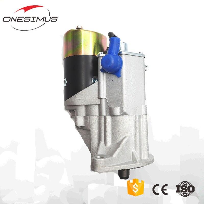Marş (Marş Sistemi) OEM 28100-17040 12 V 12 Diş için 1HD-T 1H-Z LAND CRUISER 80/LAND CRUISER