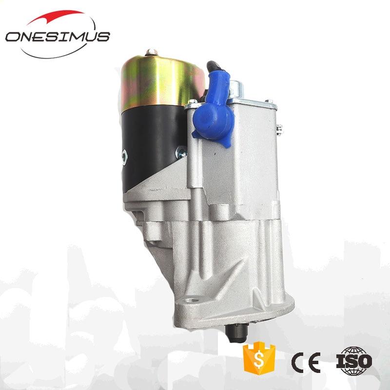 Starter (Sistema de Arranque) OEM 28100-17040 12 V 12 Dentes para T-1HD-T 1H-Z LAND CRUISER 80/LAND CRUISER