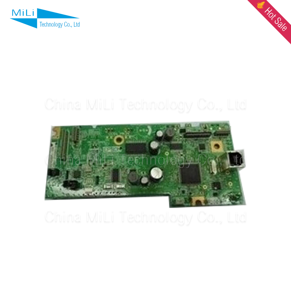 ALZENIT For Epson L550 L551 Original Used Formatter Board  Printer Parts On Sale brand new inkjet printer spare parts konica 512 head board carriage board for sale