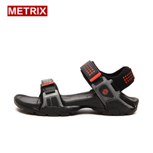 Genuine summer new sandals men non-slip breathable slippers comfortable fashion men beach shoes high quality #B1841