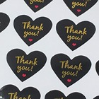 100pcs Wedding Love sticker Labels Paper gift Label stickers Box/Bags Sealing Stickers Thank you self-adhesive Packing labels