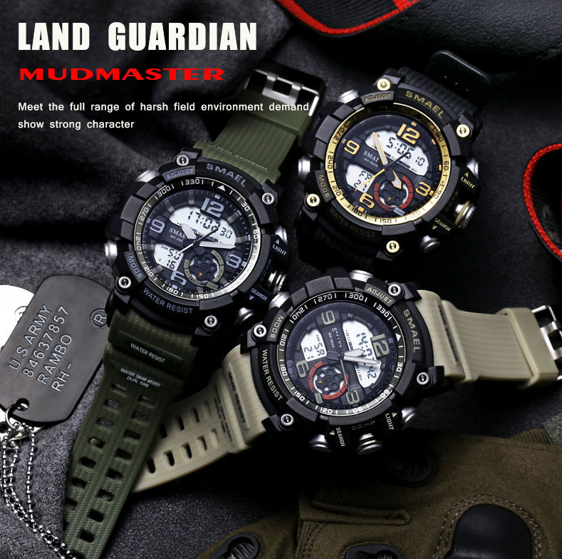 1 outdoor sport watch